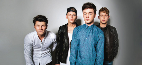 Rixton Joins Us In Studio!